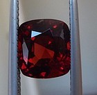 Beautiful Burma Blood Red Spinel 3.90ct