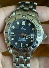 Omega Seamaster 2562.80 Mid Size Boys Quartz 300m Divers Watch