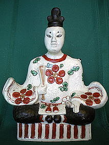 Imari Model of a Court Official
