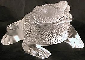 Lalique Gregoire Paperweight #1164000