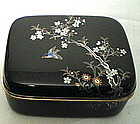Japanese Cloisonne Box