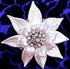 Stanley Hagler NYC Floral Pin