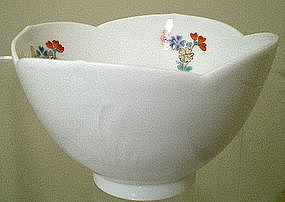 Kakiemon Porcelain Bowl
