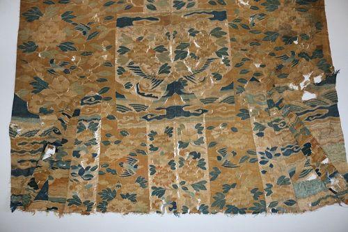 Ming Dynasty Kesi robe Fragment