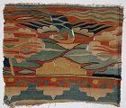 Ming Dynasty Silk Kesi Phoenix Fragment