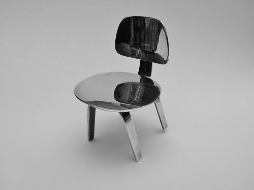 Eames plywood lounge chair sterling miniature, Acme Studios