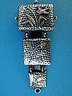 mixed metals chatelaine holder