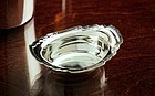 Shreve Silver Arts & Crafts Condiment Bowl