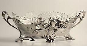 WMF Figural Art Nouveau Centerpiece