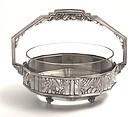 French Art Deco Basket