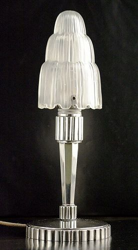 Art Deco Sabino Lamp