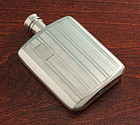 British Whisky Flask