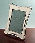 Art Nouveau Silver Photo Frame