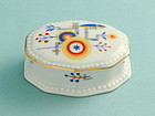 Rosenthal Porcelain Art Deco Box