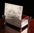 WMF Fine Art Nouveau Jewel Casket