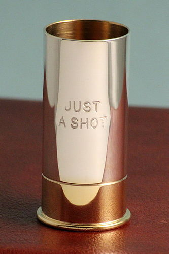 Just A Shot Shot Gun Shell Jigger