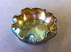 L.C. Tiffany Favrile Salt Cellar