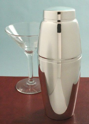 Bauhaus Modernist Cocktail Shaker