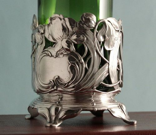 WMF Art Nouveau Bottle Stand