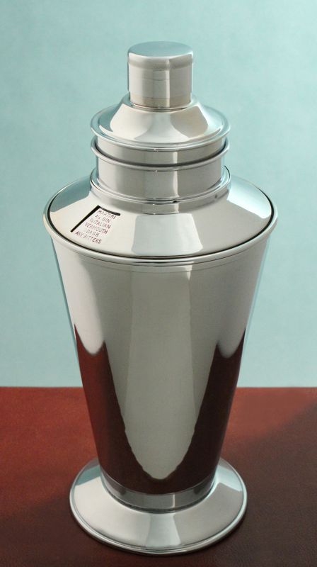Recipe Dial Cocktail Shaker