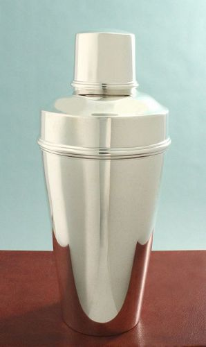 Tiffany Art Deco Cocktail Shaker