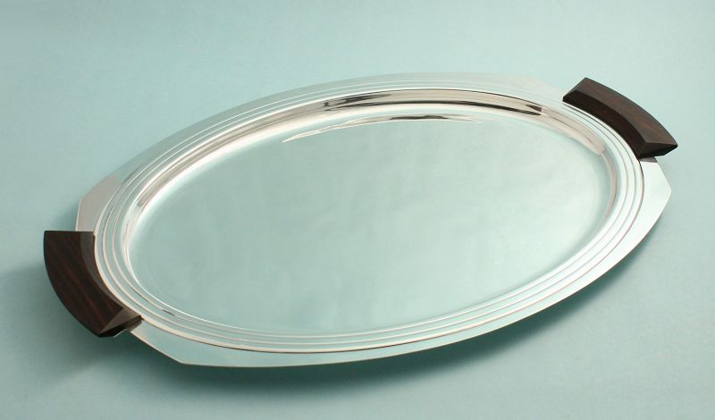 Large French Art Deco Tray