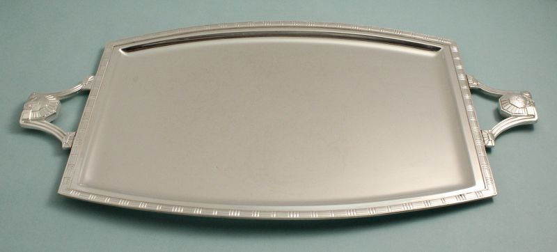 French Art Deco Tray