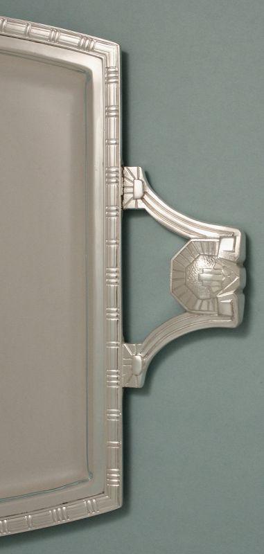 French Art Deco Tray