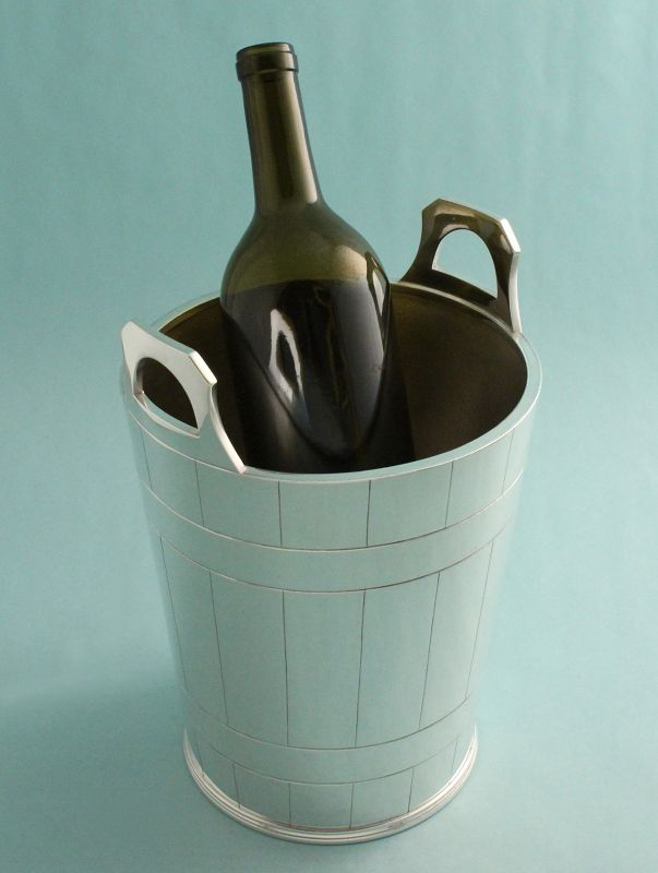 English Bucket-Form Wine Cooler