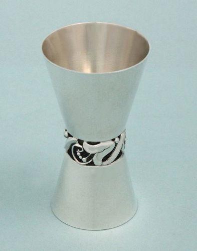 La Paglia Design Sterling Silver Jigger