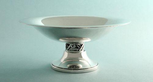 Alphonse La Paglia Silver Bowl
