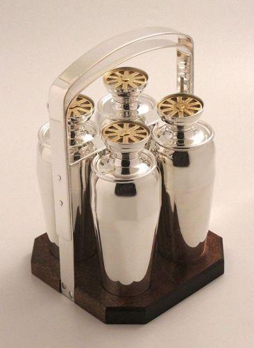 Napier Foursome Cocktail Shaker Set