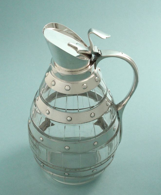 WMF Arts & Crafts Claret Jug