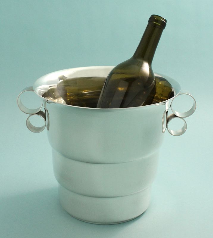 French Art Deco Wine Cooler
