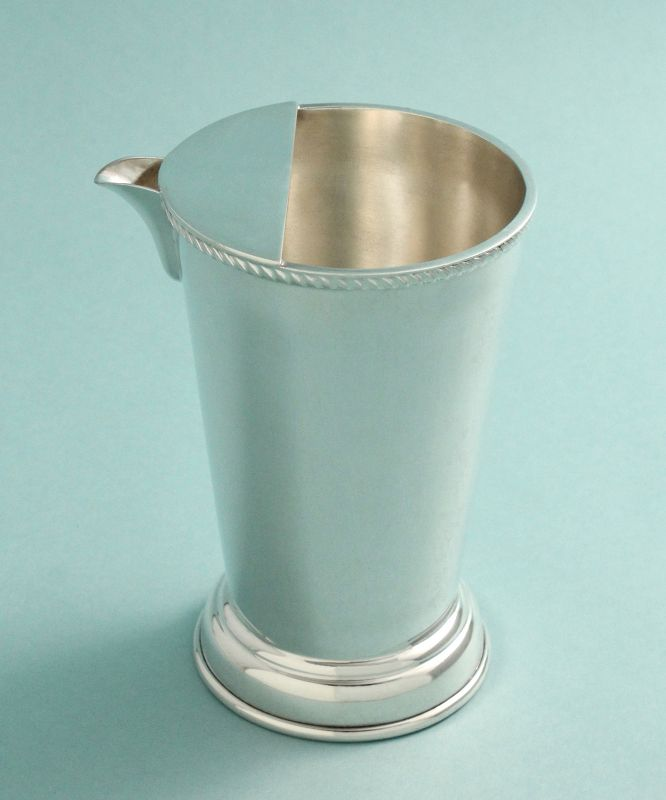 English Cocktail Mixer Pitcher