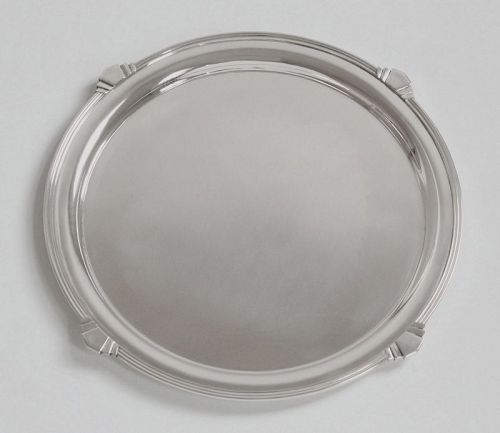 English Art Deco Tray