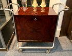 Cocktail Cart Cabinet