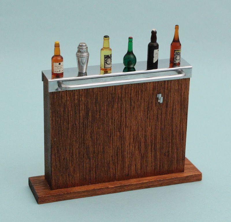 """Wonder Bar"" Cocktail Picks Set"