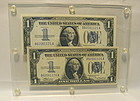 1934 Consecutive Funny Back USD Silver Certificates