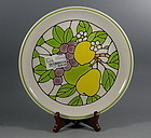 4 Metlox California Poppytrail Tiffany Dinner Plates
