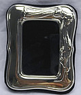 Miniature Sterling Silver Picture Frame by Wallace