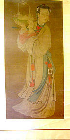 Chinese Painting of Immortal