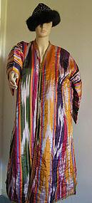 Fashionable Ikat Coat