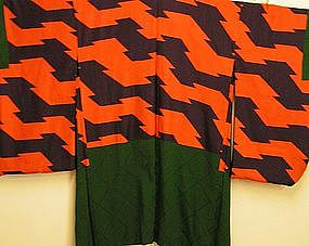 Japanese Silk Shibori Jacket