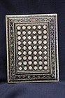 Sadeli mosaic ware card case