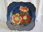 Royal Doulton plate Roses G pattern D6227