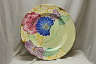 Gray's Pottery hand painted plate pattern A2120