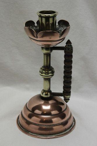 Christopher Dresser designed candlestick