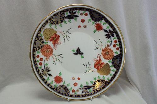 Shelley cake plate Ashbourne pattern Pattern 8524