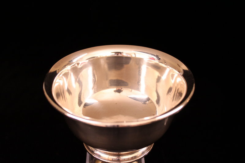 Small Sterling Silver bowl, Early 20th c.
